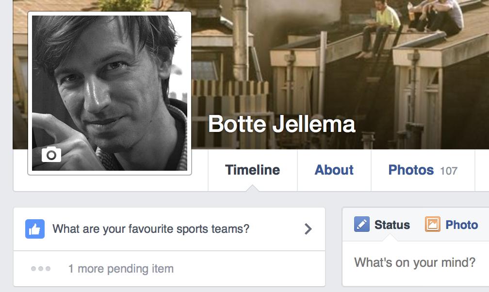 Facebook levert het bewijs dat 'stomme vragen' wel degelijk bestaan.